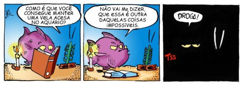 Oswaldo Augusto em Technicolor!